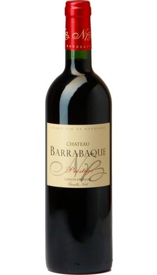 Château Barrabaque Prestige Rouge  75cl