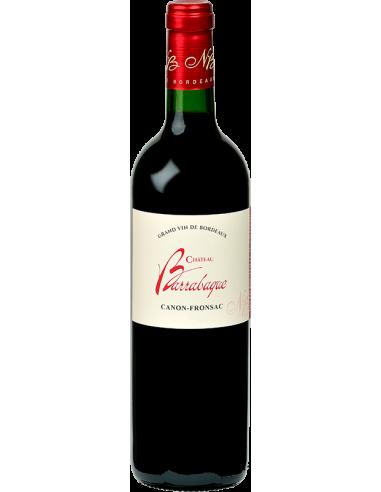 Château Barrabaque Cuvée Hugo Rouge 75cl