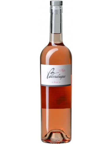 Rosé de Barrabaque 2019 75cl